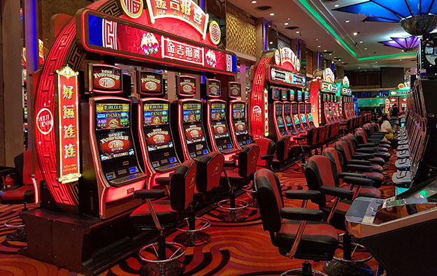 Expertise The Most Inspiring Array Of Online Slot Games