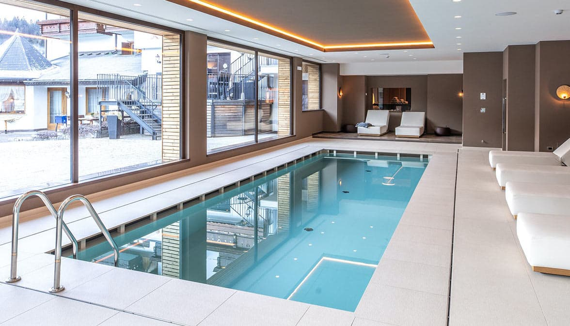 Swimming Pool Professional It! Courses From The Oscars