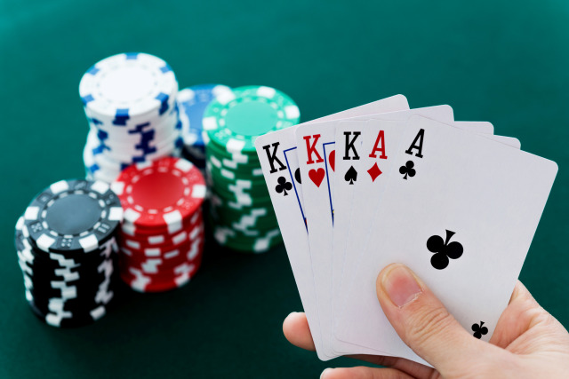 9 Things To Do Immediately About Online Gambling